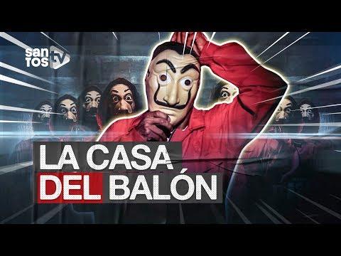 LA CASA DEL BALÓN