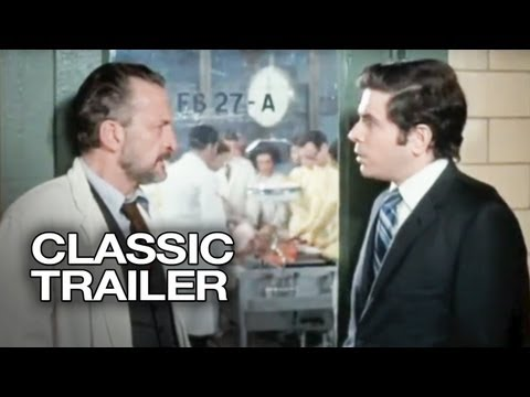 The Hospital Official Trailer #1 - George C. Scott Movie (1971) HD