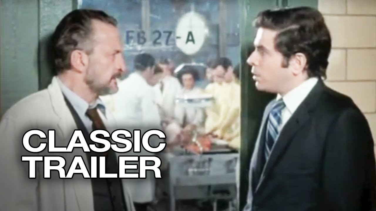 Download The Hospital Official Trailer #1 - George C. Scott Movie (1971) HD