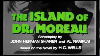 The Island of Dr  Moreau Movie Trailer 1977