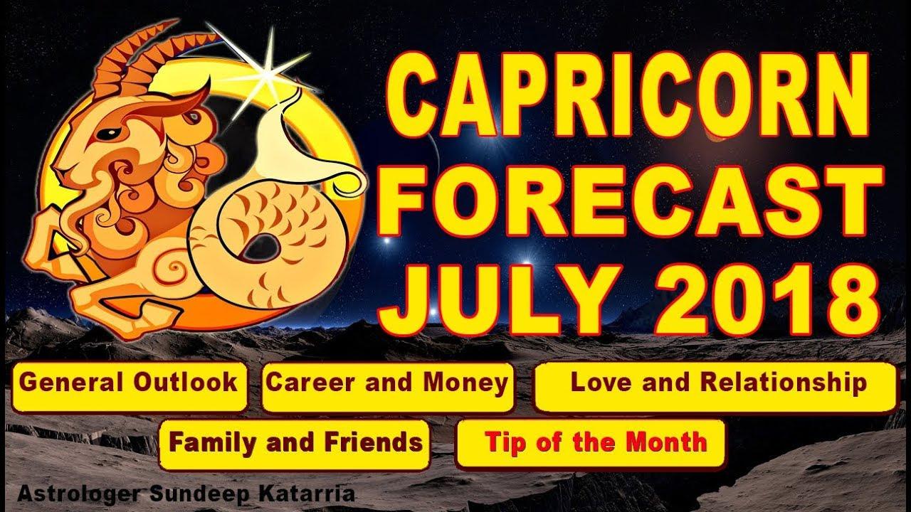 Capricorn Career Horoscope Monthly