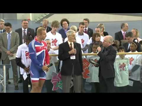 Official Opening of the 2012 Olympic Velodrome