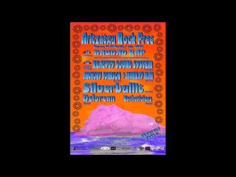 Reality Sound System feat. Anthony Johnson & Murray Man. ARITZATXU ROCK FREE 2005 part1