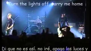 Blink 182-All The Small Things Lyrics y Subtitulos LIVE 1999