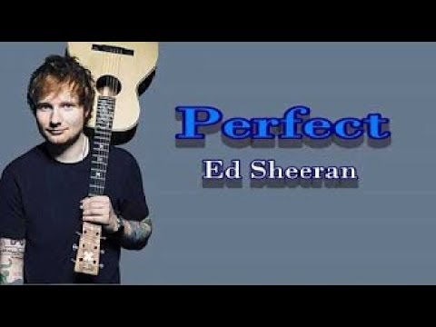 Ed Sheeran - Perfect (Ringtone) (2017)