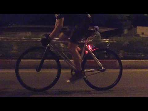 Fixed Gear Vietnam (DAN x FSVN x Mental) - Night Ride