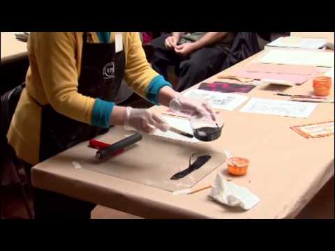 Printmaking & Artists' Books: Cause & Effect - Teacher's Workshop