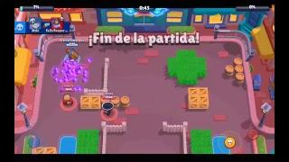 jugando free fire,pug mobile,clash of clans y brawl stars