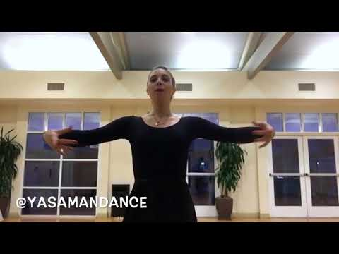 آموزش رایگان رقص ایرانی ـ جلسه اول  Amoozesh raghs Irani thumbnail