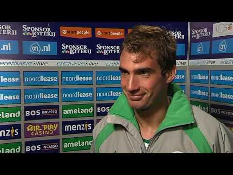 FC Groningen plaatst zich tegen Sparta voor playoffs