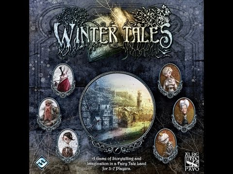 Winter Tales review - Board Game Brawl