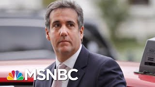 connectYoutube - Who Is Michael Cohen? | MTP Daily | MSNBC