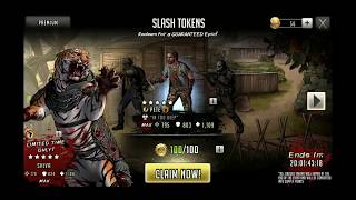 Walking Dead: Road To Survival - Epic Shiva Force Rick - 30 Pack Opening + Shiva Token + MORE!!
