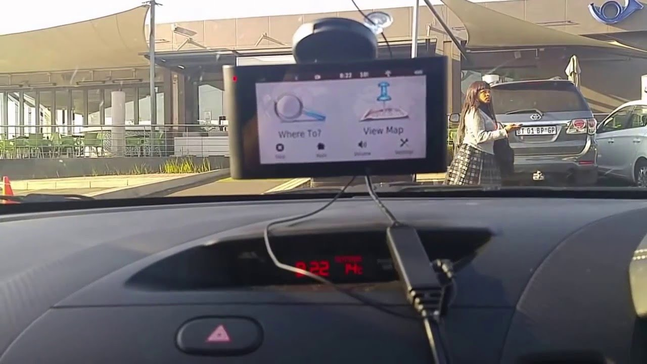 Garmin nuviCam GPS & Dash Cam all rolled into one