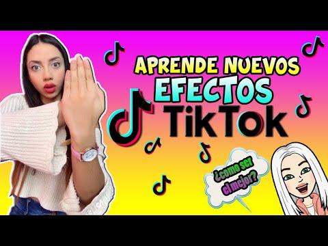 MUSICALLY  TIK TOK | COMO HACER TRANSICIONES Y EFECTOS  2018