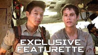 Maze Runner: Scorch Trials EXCLUSIVE Behind The Scenes - The Story (2015) JoBlo.com