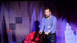 TEDxVorobyovy-Gory - Danila Medvedev - Moscow 2015 -- the city without traffic jams