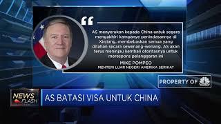Ngeri Kali…Sekarang Pejabat China Juga di-Balcklist AS