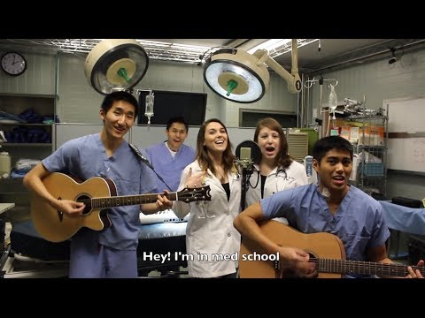 """Study Maybe"" [""Call Me Maybe"" Med Parody ABRIDGED]"