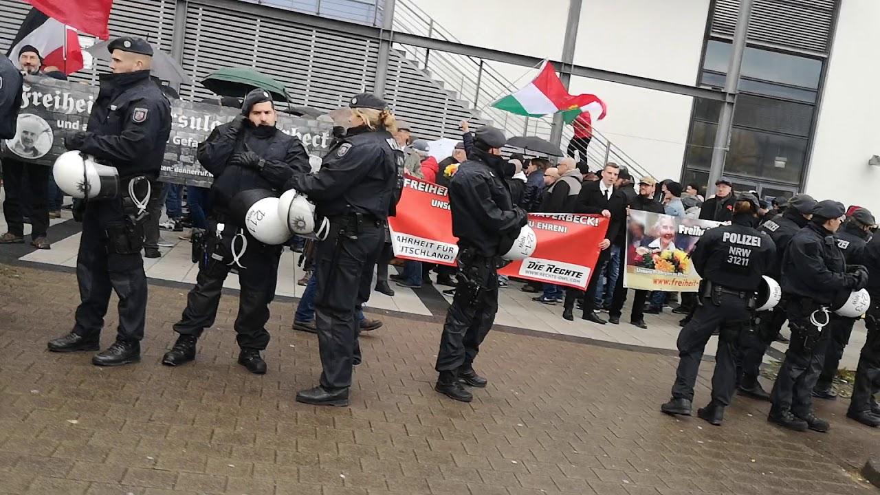 Demo In Bielefeld