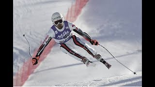 Pierre-Emmanuel Dalcin wins downhill (Val d'Isere 2007)
