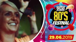 80's SUPERSTARS FESTIVAL 2019 - ENERGYLANDIA - 29.06.2019