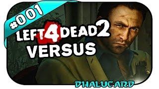 Left 4 Dead 2 Versus #001 - Deutsch German - Gamestar Event