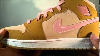 Unboxing Nike Air Jordan 1 Lola Bunny