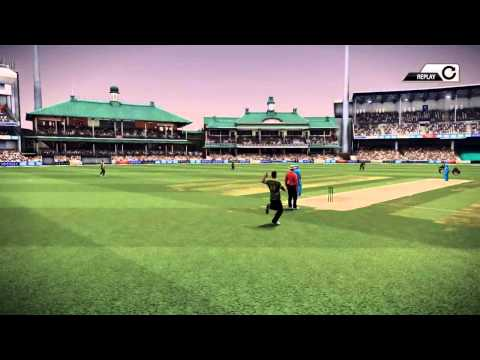 Don Bradman Cricket 14 Awesome Gameplay