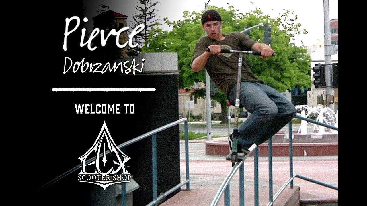 Pierce Dobrzanski | Welcome to Shop ECX