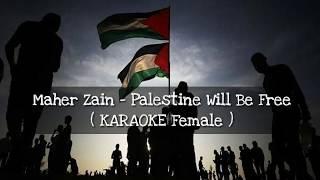 MAHER ZAIN . PALESTINE WILL BE FREE Instrumen For female
