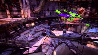 Borderlands 2 PhysX Benchmark Sequence GTX650Ti HD 7990 Trinity Vishera