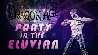 Parody Trailer Dragon Age; Party in the Eluvian (en Español, English Subs)
