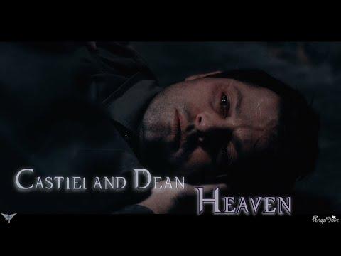 Dean &  Castiel -  Heaven (Video/Song Request)