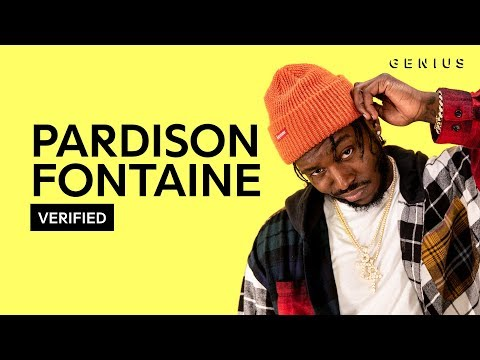 "Pardison Fontaine ""Backin' It Up"" Official Lyrics & Meaning 