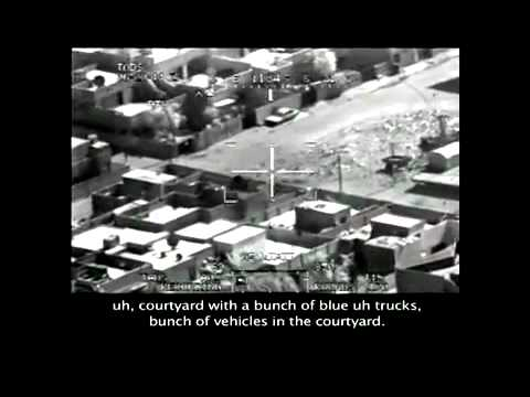 WikiLeaks: Collateral Murder (Iraq, 2007)