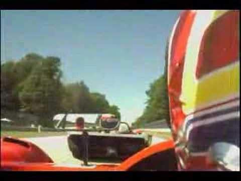 Bart Wolf In Car; Sprints 07