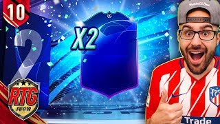 YES! CHAMPIONS LEAGUE PLAYER PICK PACK! FIFA 19 Ultimate Team RTG #10