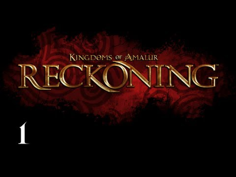 Прохождение Kingdoms of Amalur: Reckoning - Часть 1 — Из тьмы