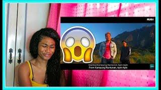 Atmosfera ft  Floor 88   Original Sabahan Original Music Video | Reaction