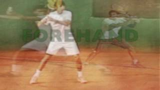 Prince Coaching Program: Forehand - Biomechanics Physical Training