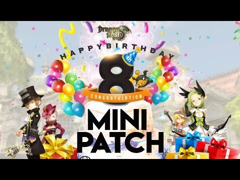 Dragon Nest Korea - Mini Patch March Changes