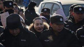焦点对话:年底大抓捕,中国当局窒息公民社会?