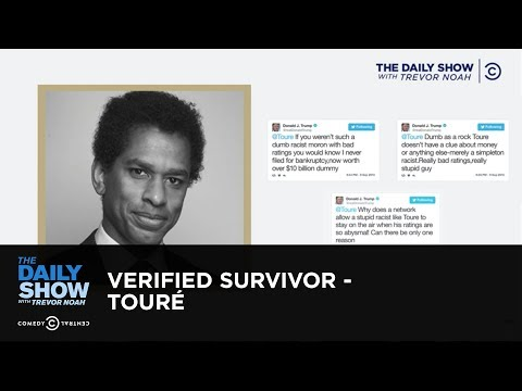 Download Youtube: Verified Survivor - Touré: The Daily Show