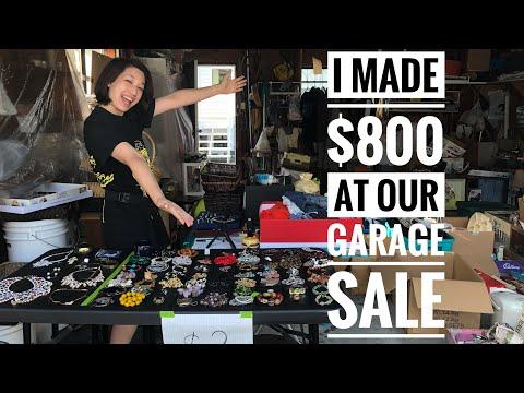 $800 GARAGE SALE | VANCOUVER DAYS 15 & 16