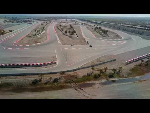 High speed track