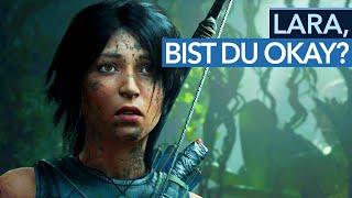 Lara Croft sollte eigentlich schon lange tot sein
