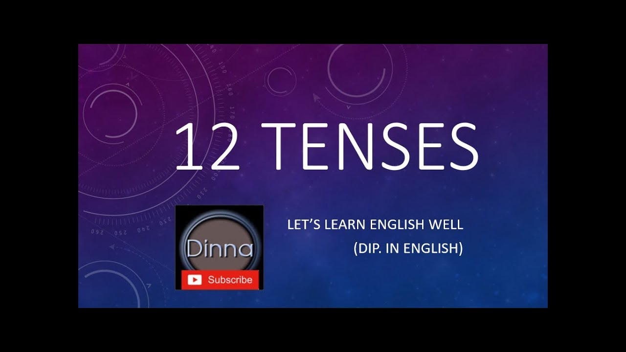 English lesson tenses in sinhalese also youtube rh
