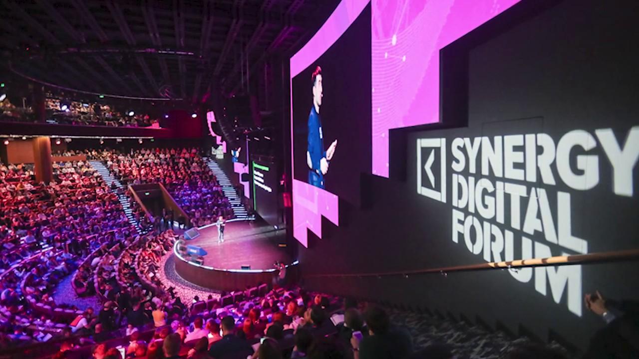 Synergy Digital Forum  - эксперты диджитал‑индустрии