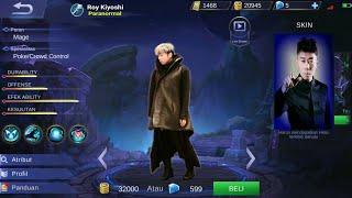 Cara Edit Hero Mobile Legends Jadi Roy Kiyoshi Di Android